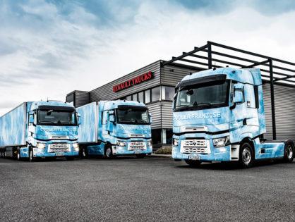 """Renault Trucks """"Tour de Eis"""""""
