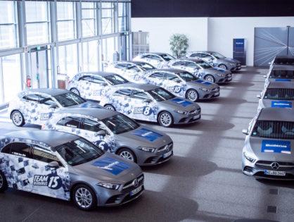 Buderus Team Cars